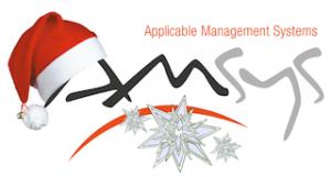 Frohe Weihnachten wünscht AMSYS