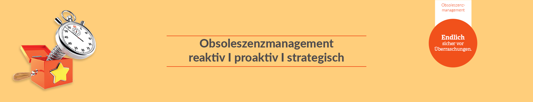 Obsoleszenzmanagement