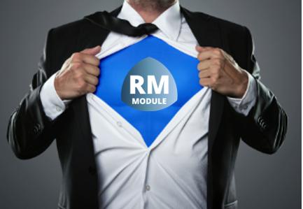 Risikomanagement (RM) Module Werbebild